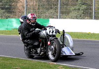 Mallory BHR Sidecars.