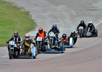 Sidecars from Lydden Hill Assorted Races