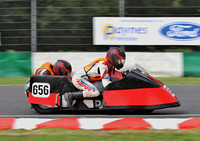 Mallory Park BHR Sidecars Aug 16.