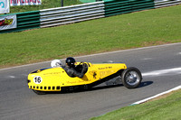Sidecars around the Hairpin