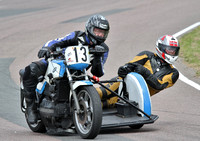 Lydden Hill 2016 BHR Sidecars